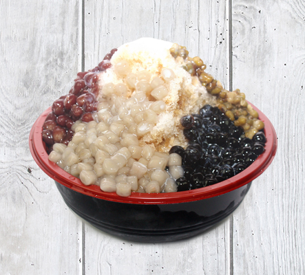 Tofu Pudding and Shaved Ice